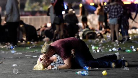 El tiroteo de Las Vegas es considerado el más mortífero en...