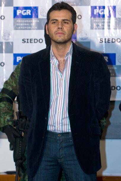 El 19 de marzo de 2009 cayó Vicente Zambada Niebla, 'El Vicentillo', uno...