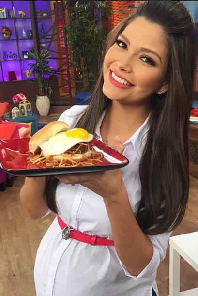 'Mi frita cubana estaba deliciosa,  provechito si van a desayunar o come...
