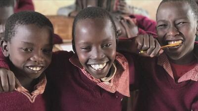 En una región de Kenia, la fortuna no siempre llega en forma de dinero