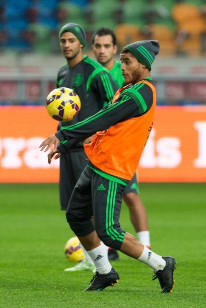 Jona y Vela, dos adiciones de super lujo para la selección mexicana que...