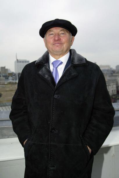 Yuri Luzhkov es el alcalde de Moscú y uno de los que más presencia tuvo...