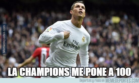 Cristiano, Vidal y más protagonistas de los divertidos memes de la Champ...