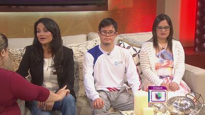 Esta organización ofrece múltiples servicios para personas con síndrome de Down