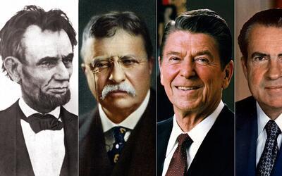 Presidentes, problemas de salud mental
