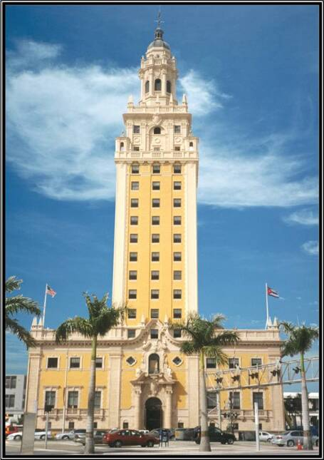 Sitios en FL tan longevos como Copa América