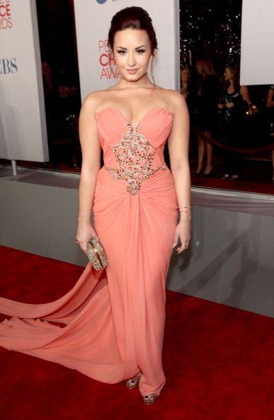 ¡Para 2012 una de las peores vestidas en los People's Choice Awards fue...