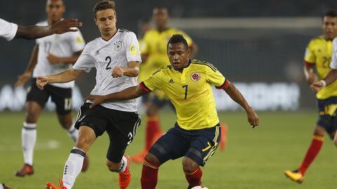 Alemania vs. Colombia