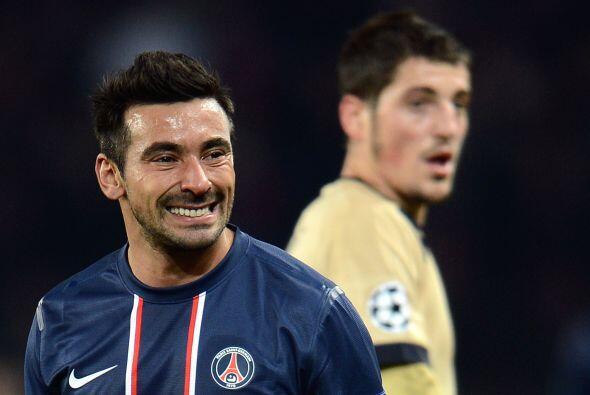 El París Saint-Germain jugaba en su casa ante el Dínamo Zagreb luego de...