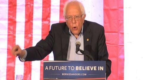 Bernie Sanders en Puerto Rico