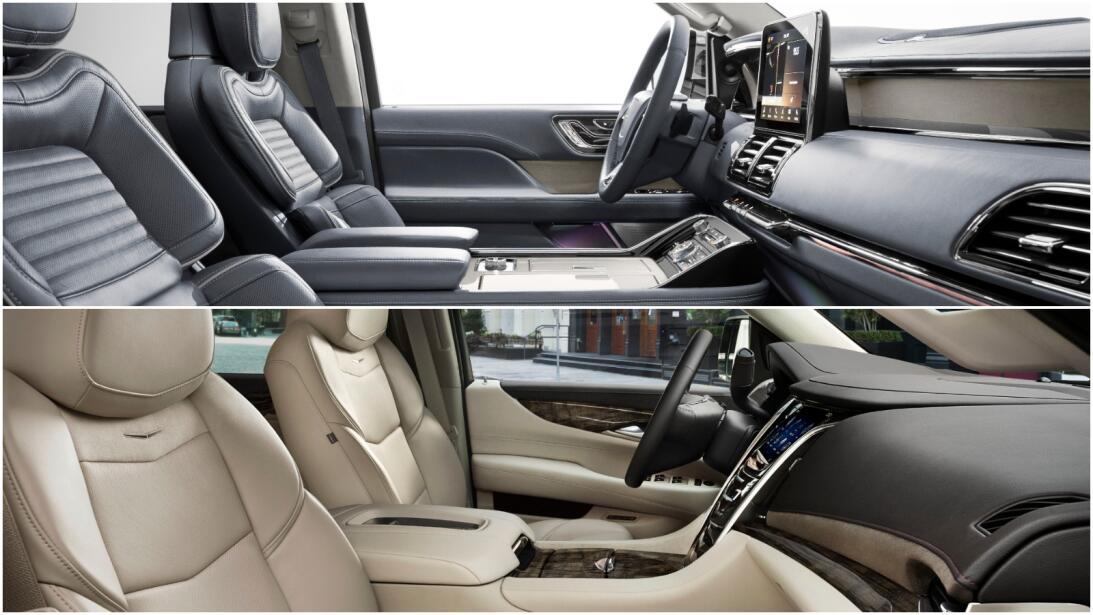 Sea usted el juez: Lincoln Navigator vs. Cadillac Escalade pjimage-1.jpg