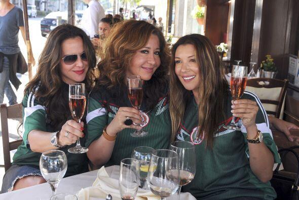 Que esto que el otro: ¡saluuuud! Más del Mundial Brasil 2014