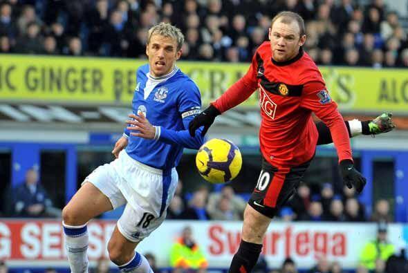 EL juego más esperado fue el del Manchester United contra el Everton.