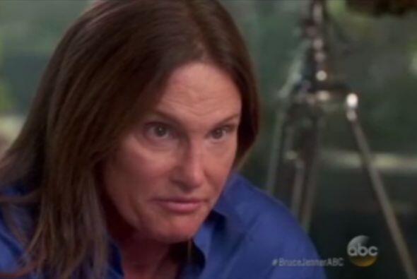 Bruce Jenner espera que con su entrevista pueda ayudar a mucha gente que...