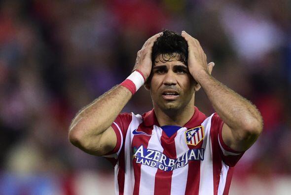 El 71% de la posesión del balón no le bastó al Atlético para llevarse un...