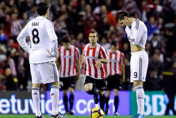 A los pocos minutos del partido se decidió su destino con un gol del Ath...