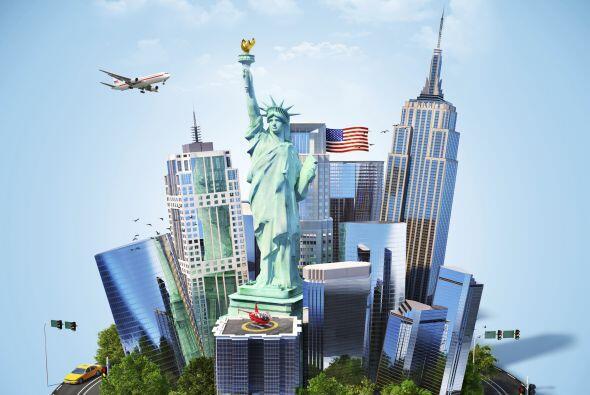 """"""" En NEW YORK CITY ;》CON todos!! Mis 2 hijas los 9 nietos y 2 bisnietos..."""