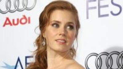Amy Adams ha sido nominada dos veces a los premios Oscar, por Junebug y...