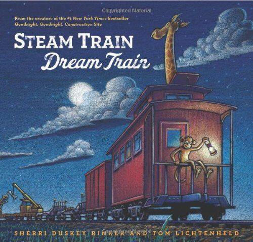 STEAM TRAIN, DREAM TRAIN - El tren del sueño se detiene en la estación,...