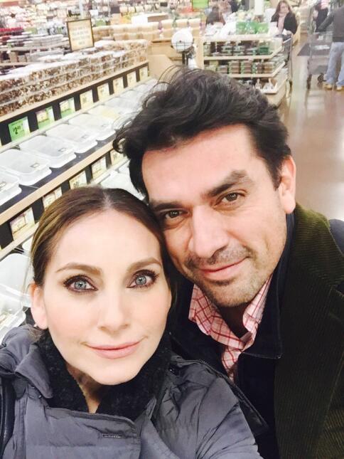 Mellizos Jorge Salinas y Elizabeth Álvarez