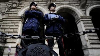 La Procuraduría Antimafia de Palermocolabora con agencias policiales de...