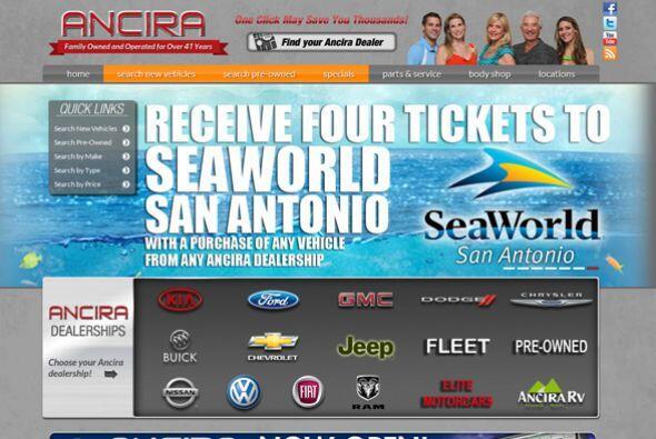 7. Ancira Enterprises Inc.  Ubicación- San Antonio, Texas.  CEO- Ernesto...