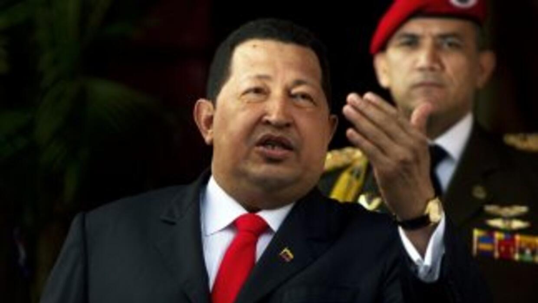 Chávezafirmó que desea lo mejor para México y para el candidato que sal...