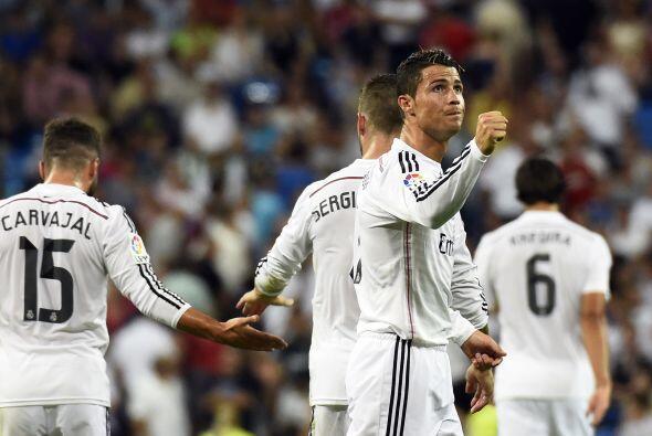 Por su parte, Cristiano comenzó la temporada estrenándose con un gol en...