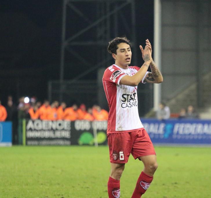 Omar Govea: el mediocampista jugó 91 minutos –salió para el aplauso– en...