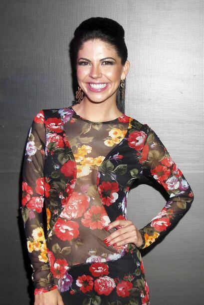 África Zavala, reconocida actriz y modelo mexicana, pronto llegará al nu...