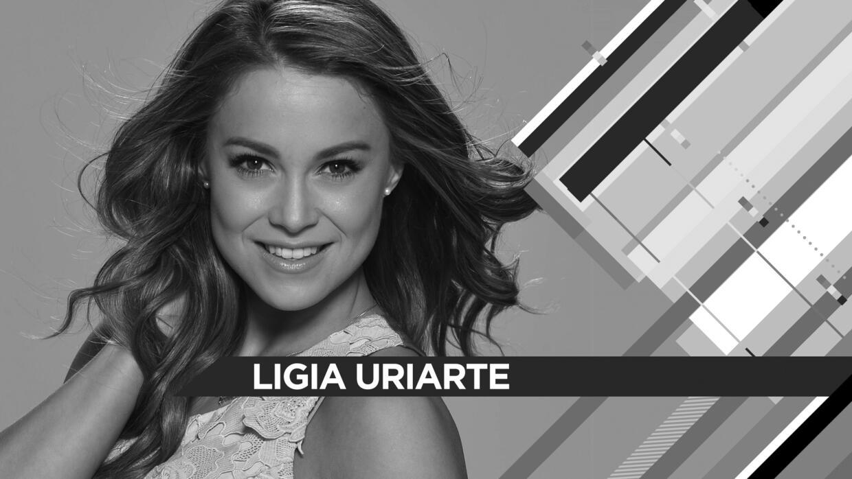 Ligia Uriarte: 'Quiero dejar de ser la inocente'