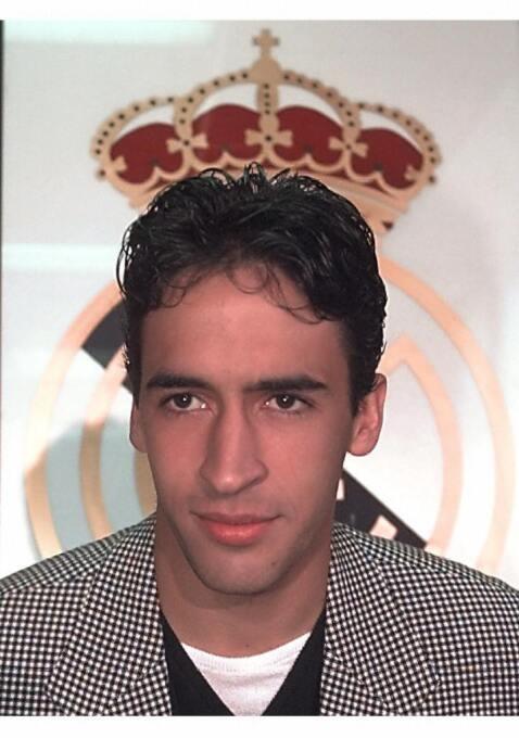 La historia del Real Madrid tiene un capítulo de oro para Raúl González...