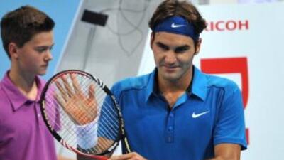 Roger Federer se medirá a Stanislas Wawrinka.