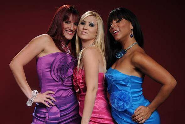 Para ser sensual hay que tener una autoestima implacable, y a este trío...