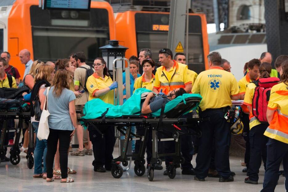 Uno de los 50 heridos fue evaluado en situación crítica