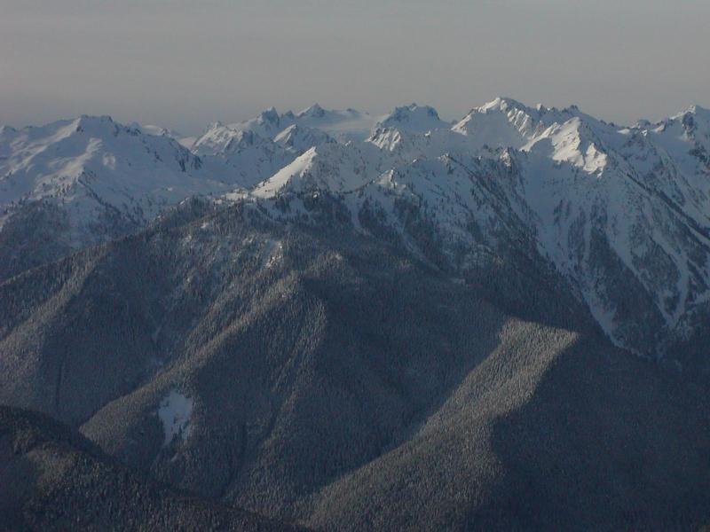 Así se ve el invierno en los parques nacionales de Estados Unidos OLYMPI...