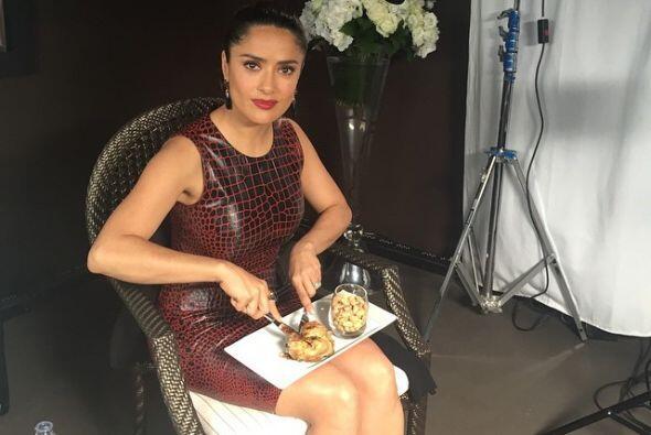 La presencia de la actriz mexicana en Cannes ha  sido muy fructífera, au...