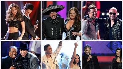 Los duetos de Latin GRAMMY