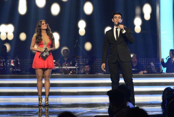 Los siete tuvieron que cantar una canción de Cristian Castro, &qu...