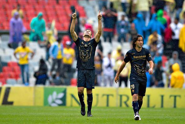 Dante López y Darío Verón fueron los hombres claves de ese juego, uno me...