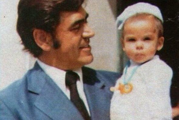 Kate del Castillo recordó los mejores momentos con su papá, Eric del Cas...