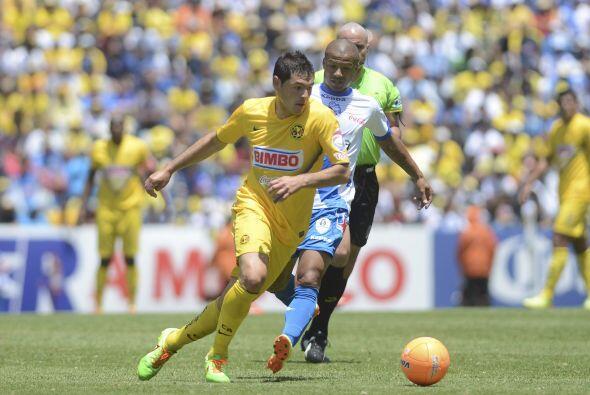 Pablo César Aguilar.- Ha hecho una buen dupla con Pablo Aguilar y tiene...