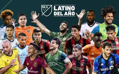 Latino del Año 2017 - Top 16 Jugadores de MLS