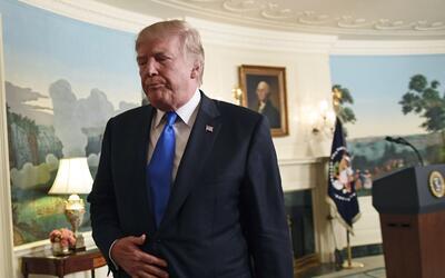 Trump se alínea con Israel y se enfrenta a sus otros aliados al d...