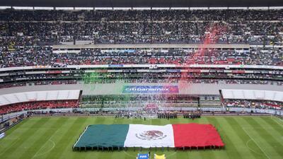 En fotos: México se despide de su afición en el Azteca ante Escocia