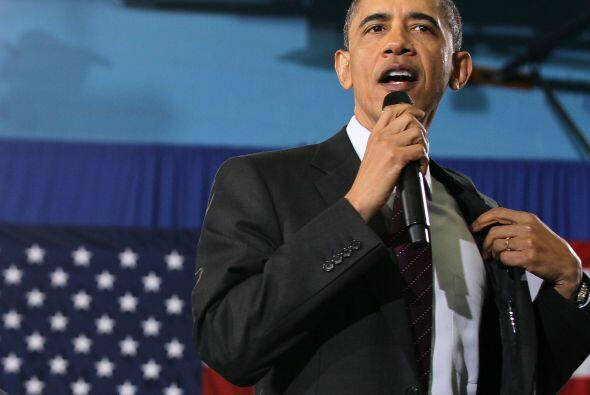 En este lamentable aniversario, el presidente Barack Obama prometió rest...