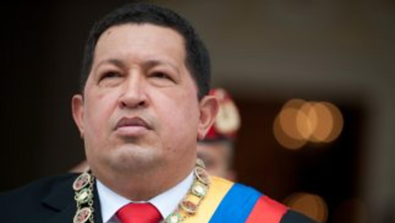 El ex presidente de Venezuela, Hugo Chávez (1954-2013).