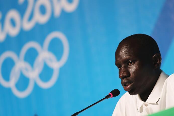 Yiech Pur Biel - Atletismo, 800m - País de origen - Sudán del Sur - Yiec...