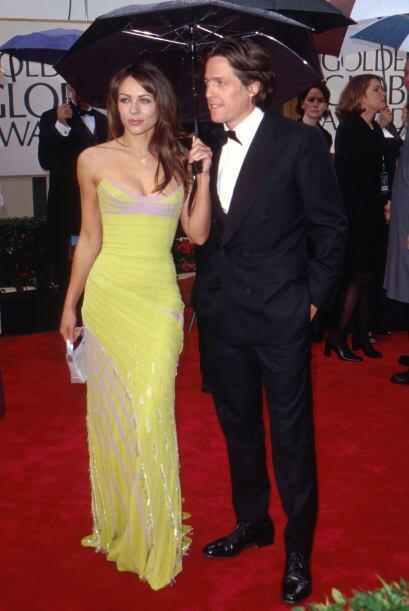 Liz Hurley y Hugh Grant. ¿Qué opinan?