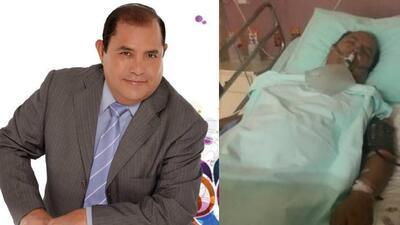'Rayito Colombiano' sale con éxito de su segunda operación en el corazón